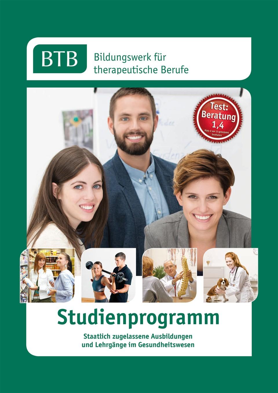 Fernstudium Gesundheitspädagoge / Gesundheitsberater | BTB ...