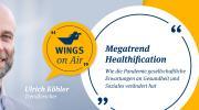 Ulrich Köhler - Megatrend Healthification - Fernstudium Direkt